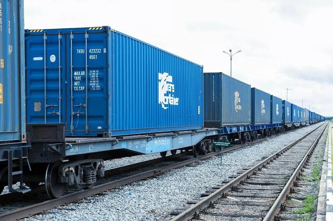Ускоренные железнодорожные перевозки из Китая